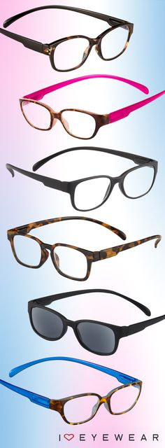 a8589d9698c Keep Style Close with I Heart Eyewear Readers – Eyecessorize Reading Glasses