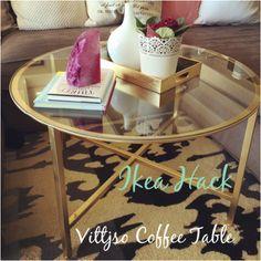 Ikea Hack Coffee Table
