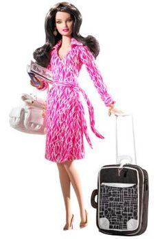 Diane von Furstenberg Barbie® Doll | The Barbie Collection