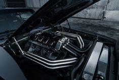 muscle car dodge charger tantrum motor