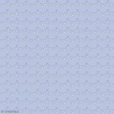 Fieltro con motivos Artemio - Guirnaldas Escarchadas 1 mm - 30 x 30 cm - Fotografía n°1