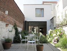 KOMAAN architecten #patio