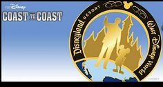 Earn a Disney Coast to Coast Challenge Medal! Will be completed in 2014!!