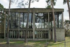 "johnroeluna: ""  Carlfried Mutschler: Pfingstbergkirche, Mannheim, Germany, 1962–1963 """