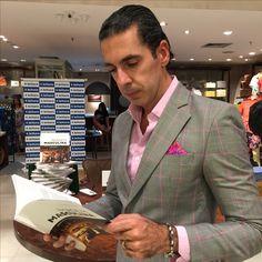 Livro Imagem Masculina, moda masculina, imagem masculina, tendência, moda para homens