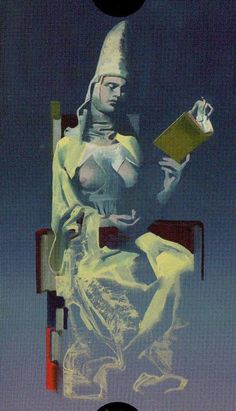 High Priestess - Tarot of the Imagination