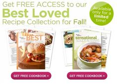 Better Homes & Gardens has two really great cookbooks available for free! Best Slow Cooker, Slow Cooker Recipes, Soup Recipes, Snack Recipes, Snacks, Better Homes And Gardens, Recipe Collection, Soups And Stews, Chips