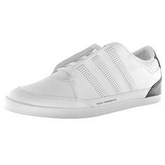 32264f8c89247 Y3 Honja Classic II Trainers White  mainlinemenswear Designer Trainers