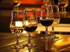 Visit a wine tasting room in Dahlonega. Port Wine Brands, Port Wine Glasses, Barris, Custard Desserts, Smoked Cheese, Wine Tasting Room, Red Grapes, Natural Sugar, Interesting History