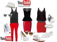Social Media-Inspired Wardrobes - youtube