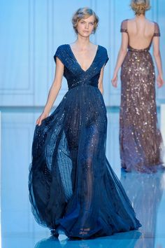 Elie Saab - Couture Fall, 2011