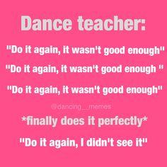 @dancing__memes funny dance ballet Instagram account relatable