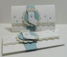 Stocking giift card  holders