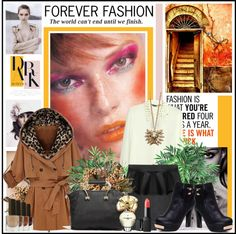 """""""FOREVER FASHION"""" by fashiontake-out on Polyvore"""