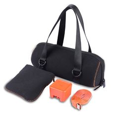 New Soft Storage Carrying Travel Case for <font><b>JBL</b></font> <font><b>Charge</b></font> 3/Charge3 <font><b>Portable</b></font> <font><b>Wireless</b></font> <font><b>Bluetooth</b></font> <font><b>Speaker</b></font> Extra Space for Plug & Cables Price: USD 14.86   UnitedStates