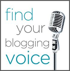 Finding Your Blogging Voice | Blogging Tips Exactly what I needed to read today.