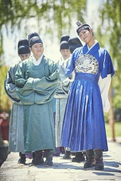 Moonlight Drawn By Clouds | Park Bo Gum