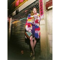 Image result for chinatown night fashion editorial