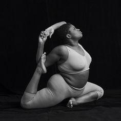 Jessamyn Stanley.....proof that every body is beautiful!