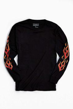 Flamez Long Sleeve Tee $38