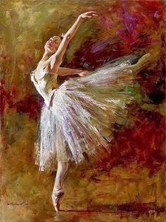 ✿⊱❥ Bailarina