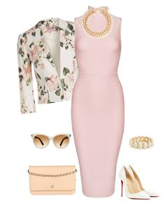 outfit 2113 by natalyag on Polyvore featuring polyvore, fashion, style, Posh Girl, Christian Louboutin, Chanel, Kenneth Jay Lane, BP. and Tom Ford