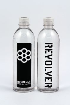 Revolver Energy Water — Anthony D Fernandez