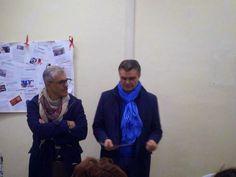 Presentazione del mini libro LA DIVERSITÁ NELL'UNITÁ (la discriminazione che divide) per l'inaugurazione della sede dell'Ass. Scisciano Bene Comune