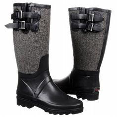 herringbone Chooka rain boots <3