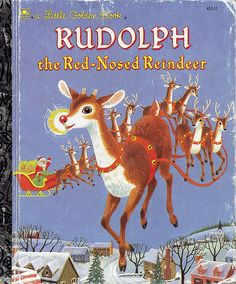 Loved this Little Golden Book as a kid. Maybe I'll try to find a copy this year.