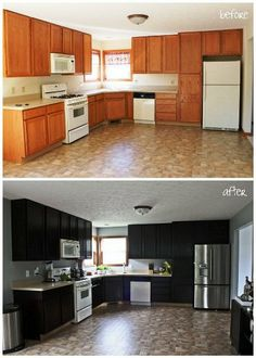 Amazing DIY Kitchen Makeover