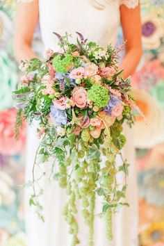 Wedding bouquet idea; photo: Roberta Facchini Photography