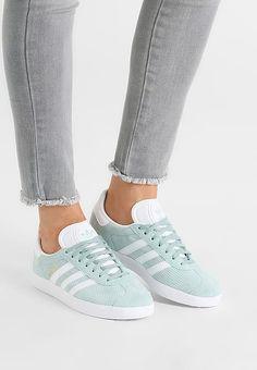 adidas Originals GAZELLE - Sneaker low - green für 99,95 € (09.09.17) versandkostenfrei bei Zalando bestellen.