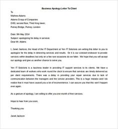 apologize letter to client sample apology letter to customer 7 documents in pdf word attractive apology letter example to customer for misinformation