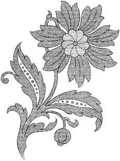 Gallery.ru / Фото #55 - Embroidery II - GWD