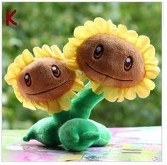 Plant vs Zombies Soft Stuffed Plush Toys Dolls #newbrand
