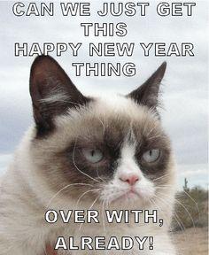 Happy New Year, Tard!