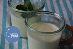 frisse panna cotta van Ageeth eet & kookt | myfoodblog.nl | #foodblogswap oktober