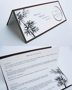 115 best any event program styles images wedding ideas dream