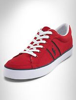 Polo Ralph Lauren® Bolingbrook Canvas Sneakers