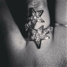 Star Crossed Ring - JewelMint #FestivalLove