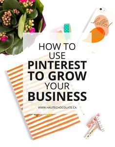 If you're not using Pinterest for your business yet, why not? Are you thinking, ah, not another social media platform? Or that you don't sell products or create recipes so it's not relevant for your business? Here's the deal - more people use Pinterest than both Instagram and Twitter* and Pinterest has steadily become the largest source of referrals for many bloggers, online shops and solopreneurs. If you're not sure how to use Pinterest for your business, keep reading, by th