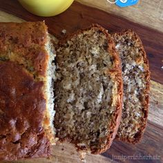 The Tasty Alternative: Gluten Free Banana Walnut Bread (dairy free, cane-sugar free) Sugar Free Banana Bread, Coconut Banana Bread, Banana Walnut Bread, Oat Flour Recipes, Banana Bread Recipes, Stove Top Stuffing Meatloaf, Stuffing Mix, Savory Herb, Saveur