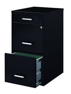 Space Solutions 3-Drawer File Cabinet, 18-Inch Deep, Black Space Solutions http://www.amazon.com/dp/B00XXNS7PG/ref=cm_sw_r_pi_dp_6p38wb1WJ7BCS