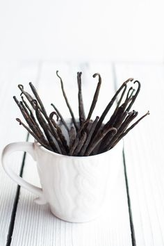 Homemade Holiday Gifts: Vanilla Bean Salt   Vanilla Bean Sugar | halfbakedharvest.com
