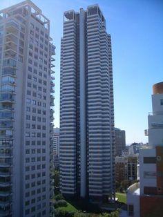Torre Le Parc Barrio de Palermo (Buenos Aires), del arquitecto Mario Roberto Álvarez