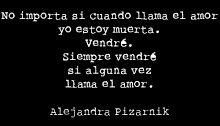 Alejandra Pizarnik (blog)