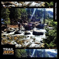 Crossing french creek during the 2014 Set Them Free benefit that helps rescue & rehabilitate victims of human trafficking. #ThrowbackThursday #buenavista #holycross #colorado #trailjeeps #4x4 #offroad #fourwheeling #rockcrawling #jeepguy #jeepgirl #jkwrangler #jeeper4life #jk #its_a_jeep_thing #jklife #jku #jeep #crawling #wrangler #jkjeep #offroading #wheeling #jeepthing #jeeping #liftedjeep #lifted #jeeps #myjeepbuild
