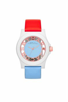Marc by Marc Jacobs Henry Strap 41MM Watch