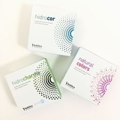 The new generation packaging of Solotica contact lenses is officially launched o… Drug Packaging, Medical Packaging, Cosmetic Packaging, Hidrocor, Medical Design, Colored Contacts, Packaging Design Inspiration, Box Design, Solotica Lenses